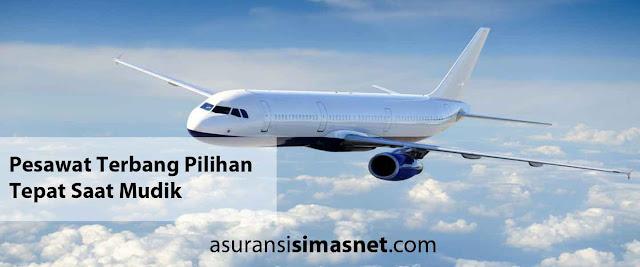 Asuransi Penerbangan Untuk Para Traveller Dari Simasnet