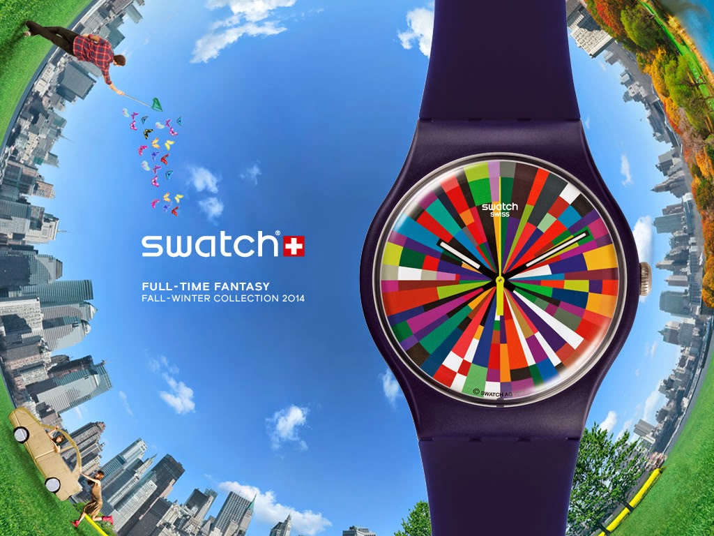Swatch逆襲!明年推超悍智慧錶電池、電力撐半年