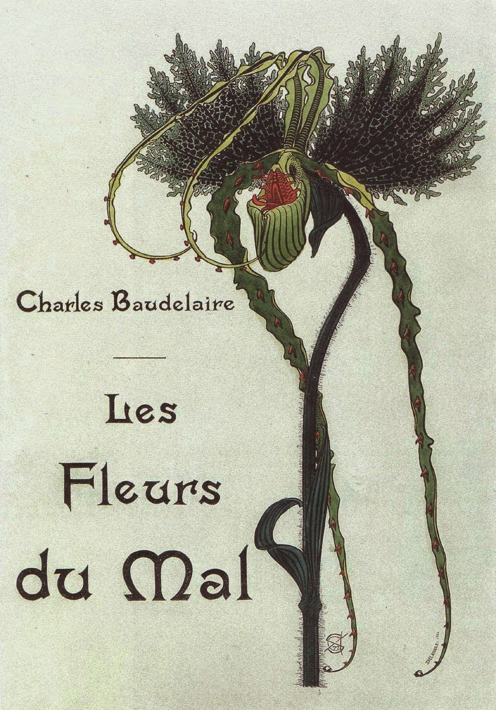 Las flores del mal 12 poemas esta parte da su nombre a la colecci n sin embargo es mucho m s corto que spleen e ideal baudelaire una vez m s trato de