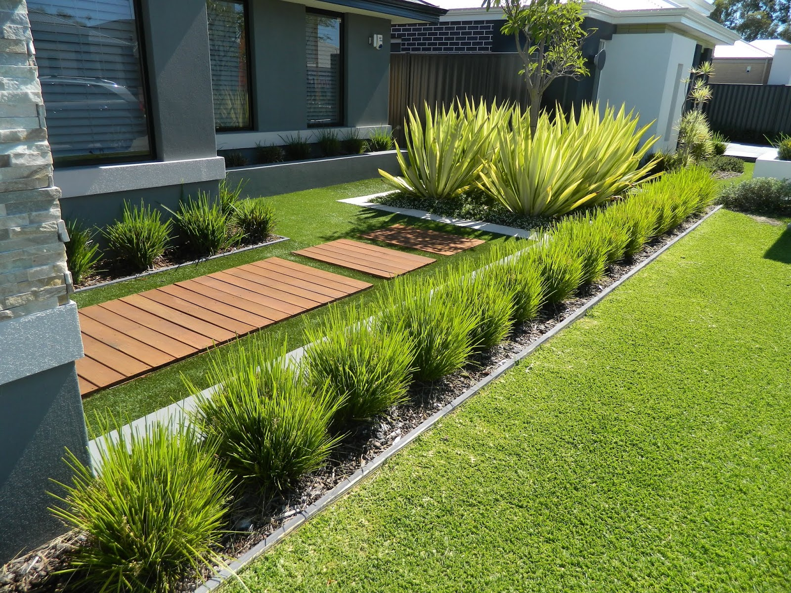 Wonderful Home Garden Design Ideas