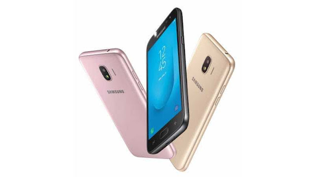 Samsung launched his new smartphone galaxy j2 2018  in india
