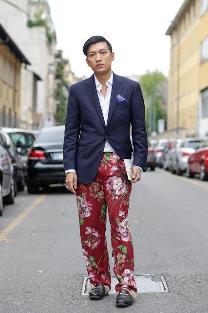 Pijama de calle Street style