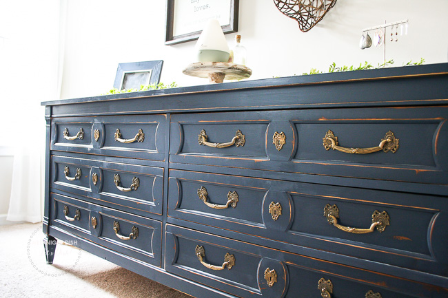 New antique dresser