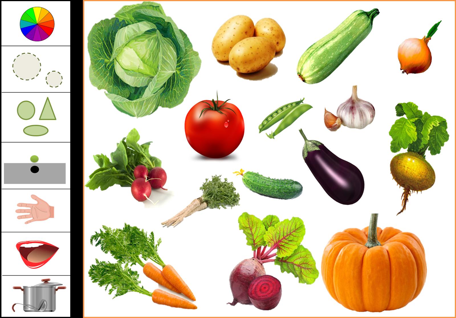 критикует формы овощей в картинках поклонников