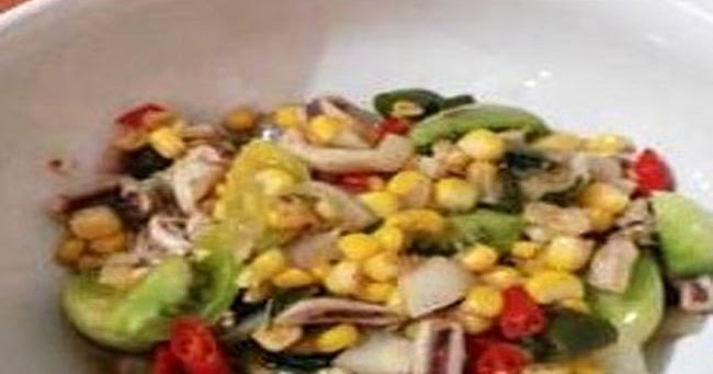 CARA MEMBUAT TUMIS CUMI MASAK JAGUNG MANIS | Resep Masakan Indonesia