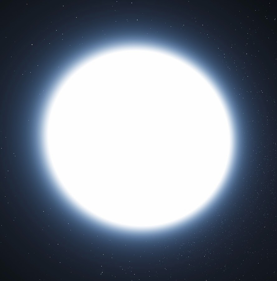 Beyond Earthly Skies Precursor to a LowMass Helium White