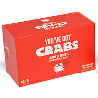 You've Got Crabs - The Best Adults Games and Board Games to Play at a Party