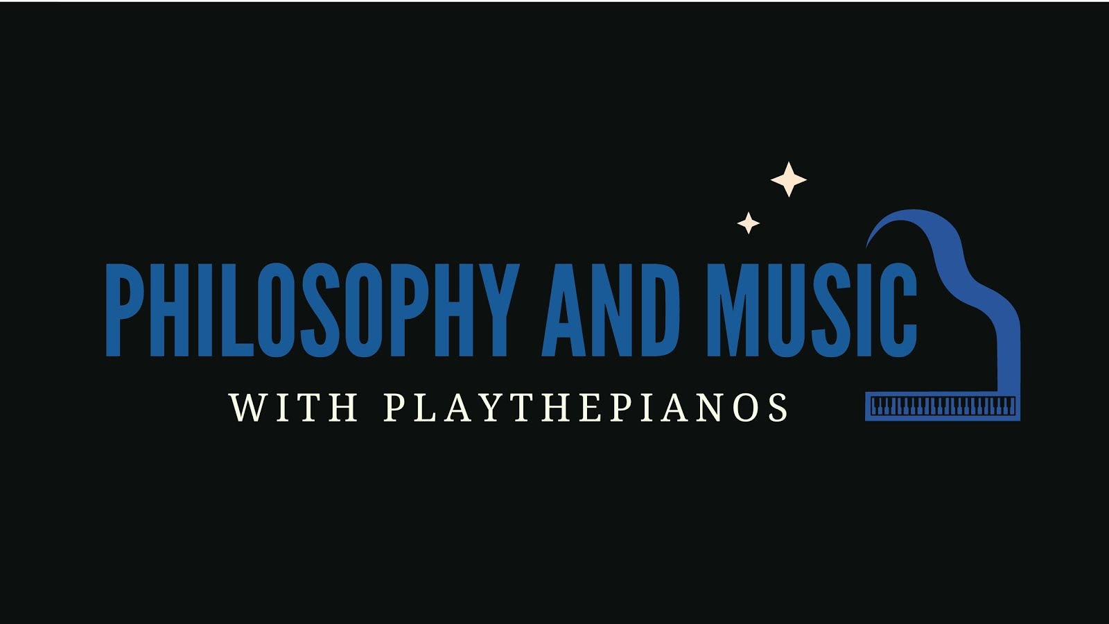Philosophy and Music with Playthepianos