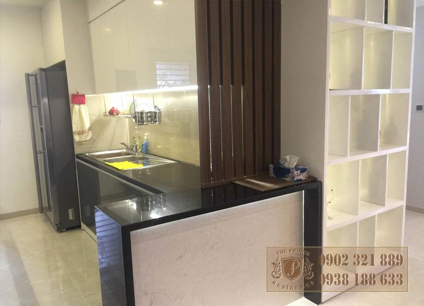 căn hộ The Prince 3PN tầng cao - bếp
