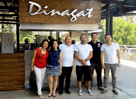 DINAGAT RESTO BAR GMall Toril, Davao City