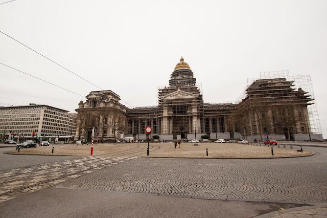 Palazzo di Giustizia-Bruxelles