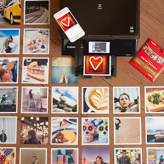Canon launches new Print Rewards loyalty programme to reward users printing with genuine Canon ink