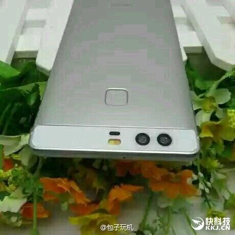 Inikah desain final Huawei P9?