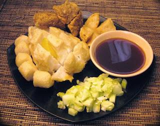 Masakan khas Palembang