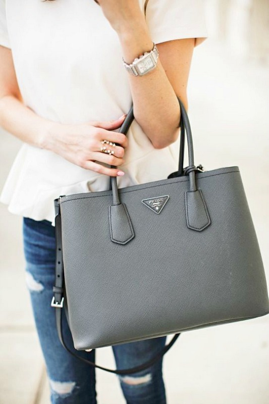 10 Designer Bags every girl wants: Prada Saffiano