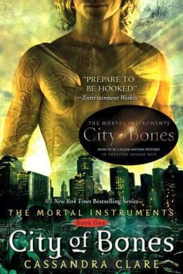 City Of Bones a dark fantasy story by Cassandra Clare