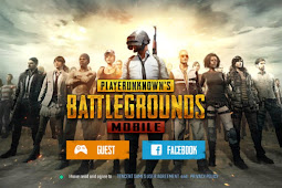 Cara Memainkan PUBG Mobile di Laptop/PC