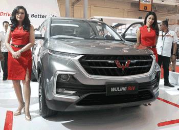 Wuling Model SUV