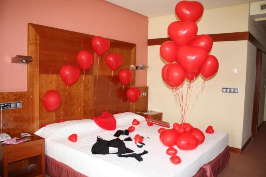 decoraci n de habitaciones para san valent n 4 On ideas para decorar habitacion aniversario