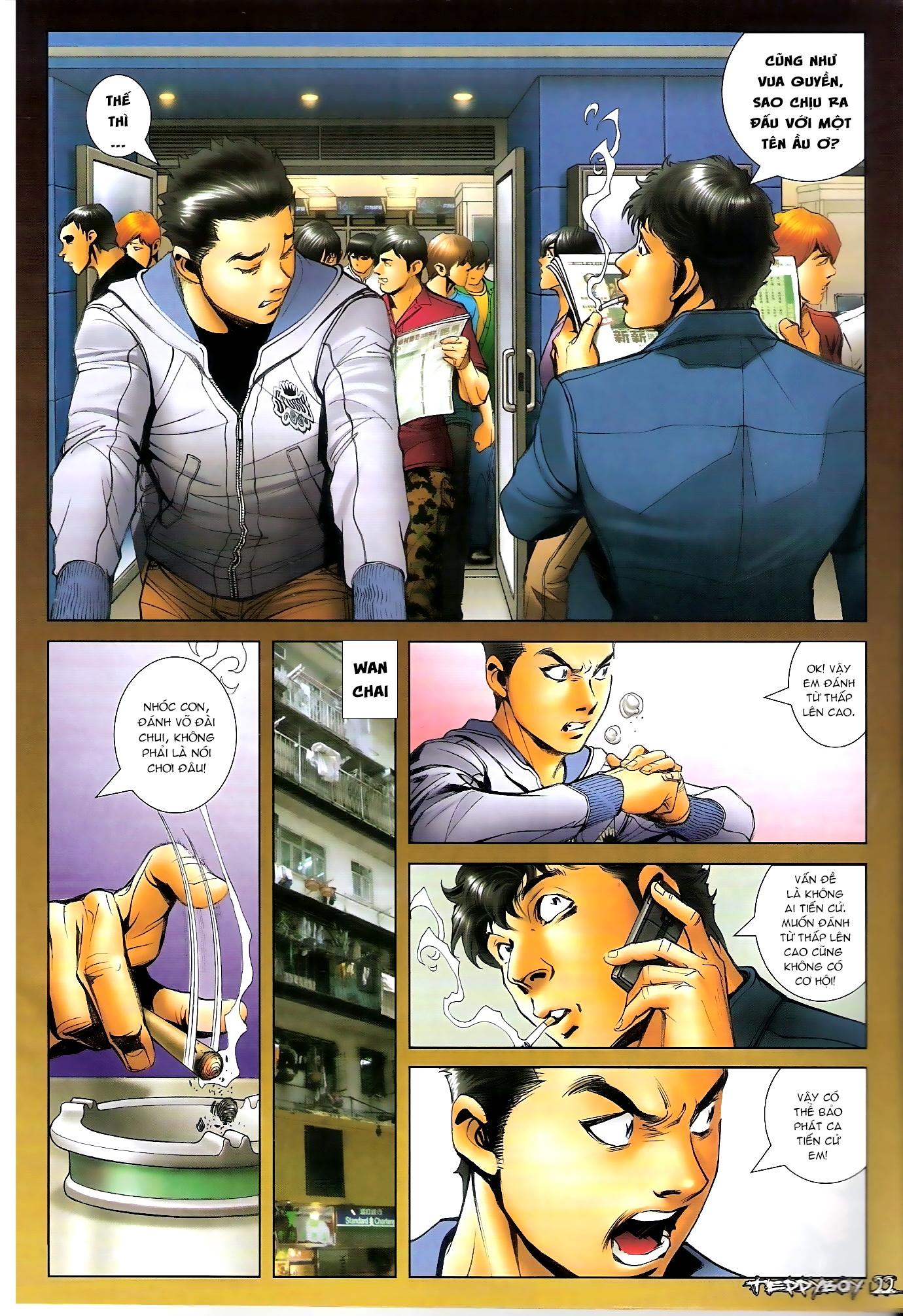 Người Trong Giang Hồ - Chapter 1293: Hạo Nam tái hiện - Pic 18