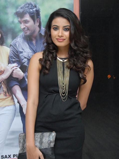 Kavya Shetty hot stills at Shivani Movie Logo Launch ...