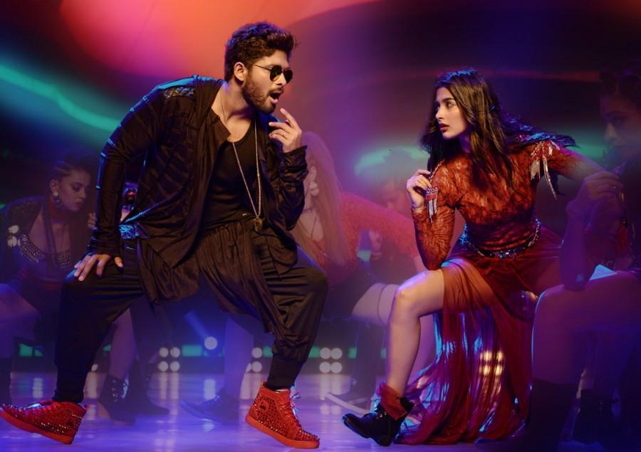 Allu Arjun and Pooja Hegdes Duvvada Jagannadham Movie Stills