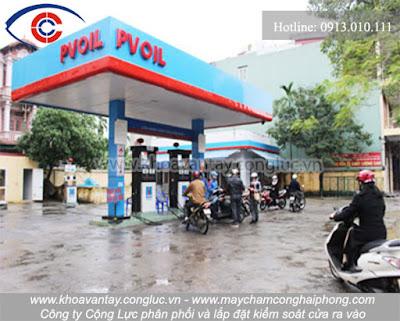 Công ty Cộng Lực rất tự hào khi được hợp tác cùng công ty cổ phần dầu khí PV OIL Hải Phòng để cung cấp và lắp đặt hệ thống kiểm soát cửa cho khách sạn dầu khí tại số 441 – Đường Đà Nẵng – Quận Ngô Quyền – thành phố Hải Phòng.