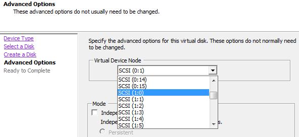 Windows Server 2012 Failover Cluster Validation Fails on Validate