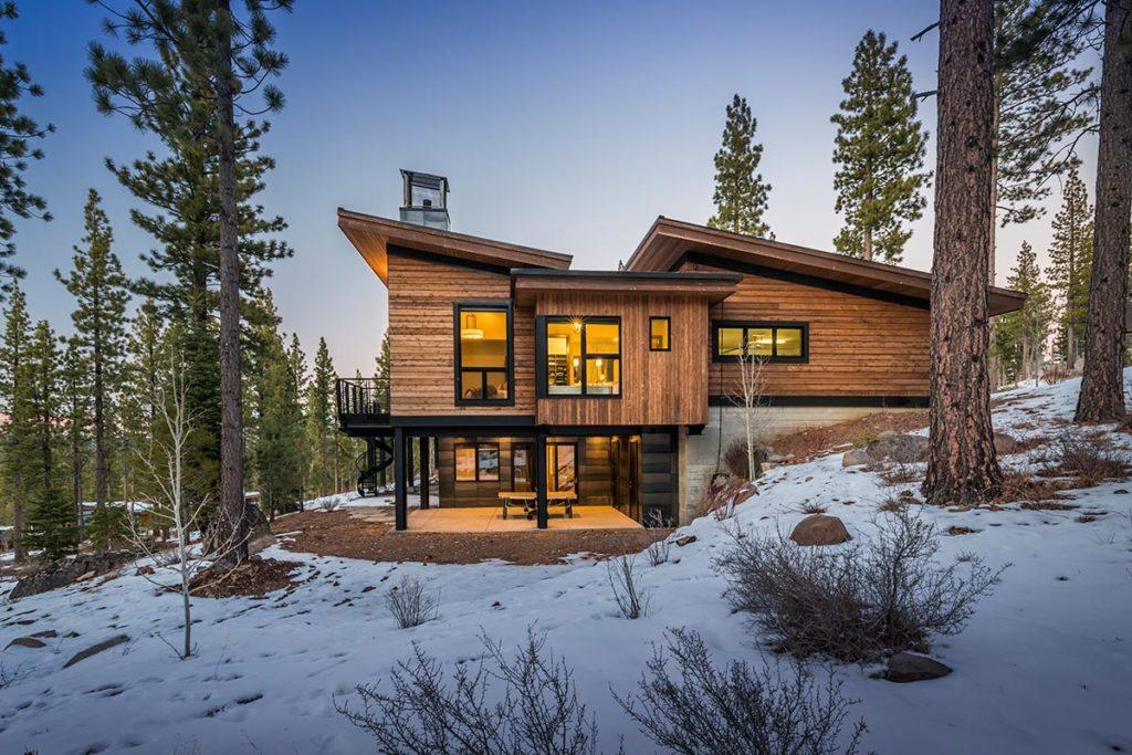 Most Beautiful Mountain Homes: Beautiful Mountain Homes Design Guidelines: Most Beautiful