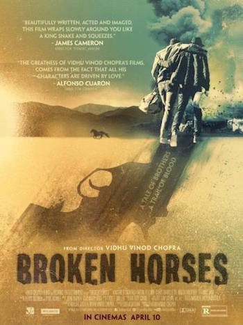 Broken Horses 2015 DVDRip 720p 400mb