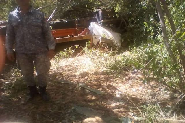 Cuatro muertos tras volcarse una perrera repleta de gente en la Falcón-Zulia