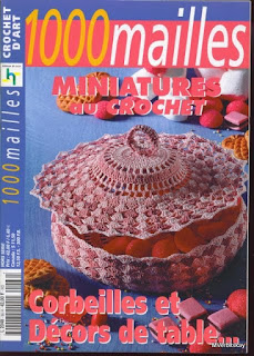 miniatures au crochet