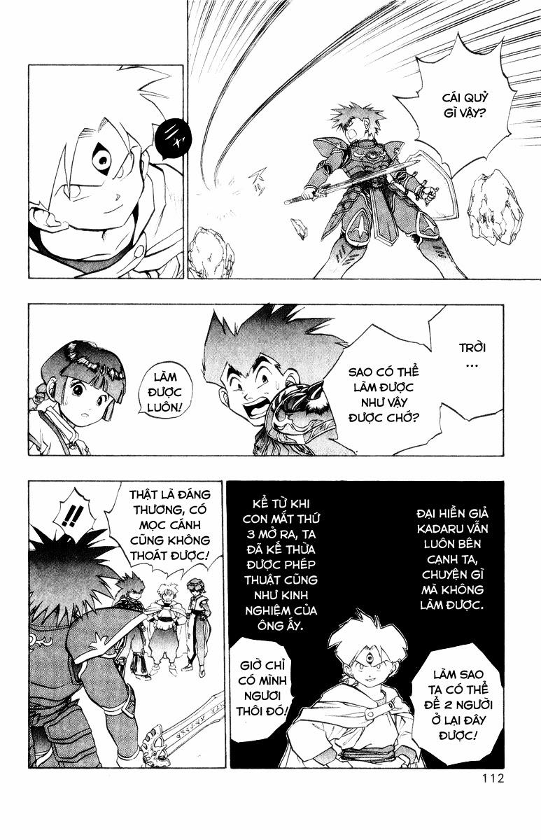Dragon Quest: Emblem of Roto chap 36 trang 17
