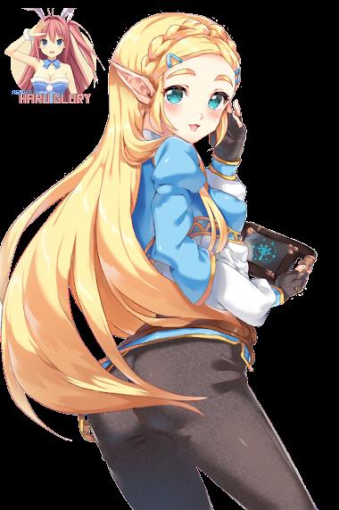 Princesa Zelda 60