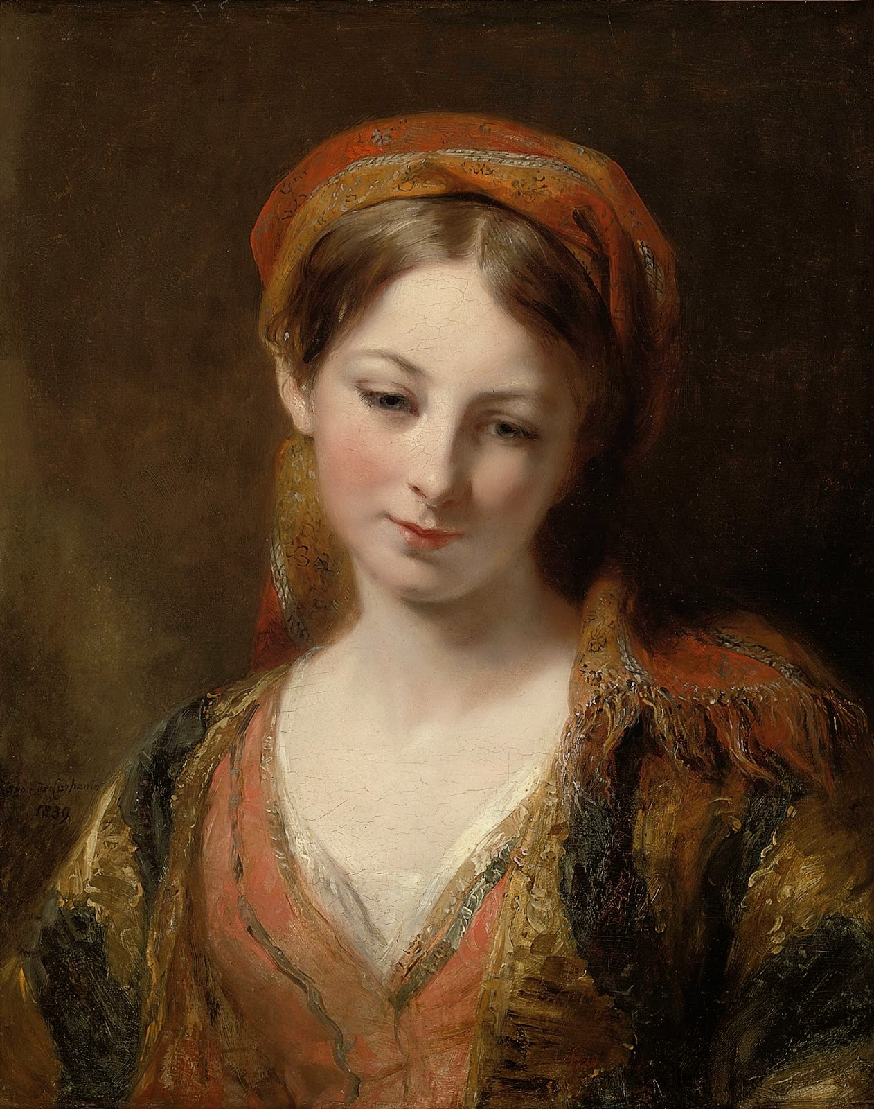 Henrietta Carpenter (1839), Margaret Sarah Carpenter