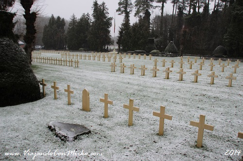 Cementerio militar de Dinant