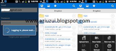 Dropbox V.2.3.8 apk Old Version Gingerbread
