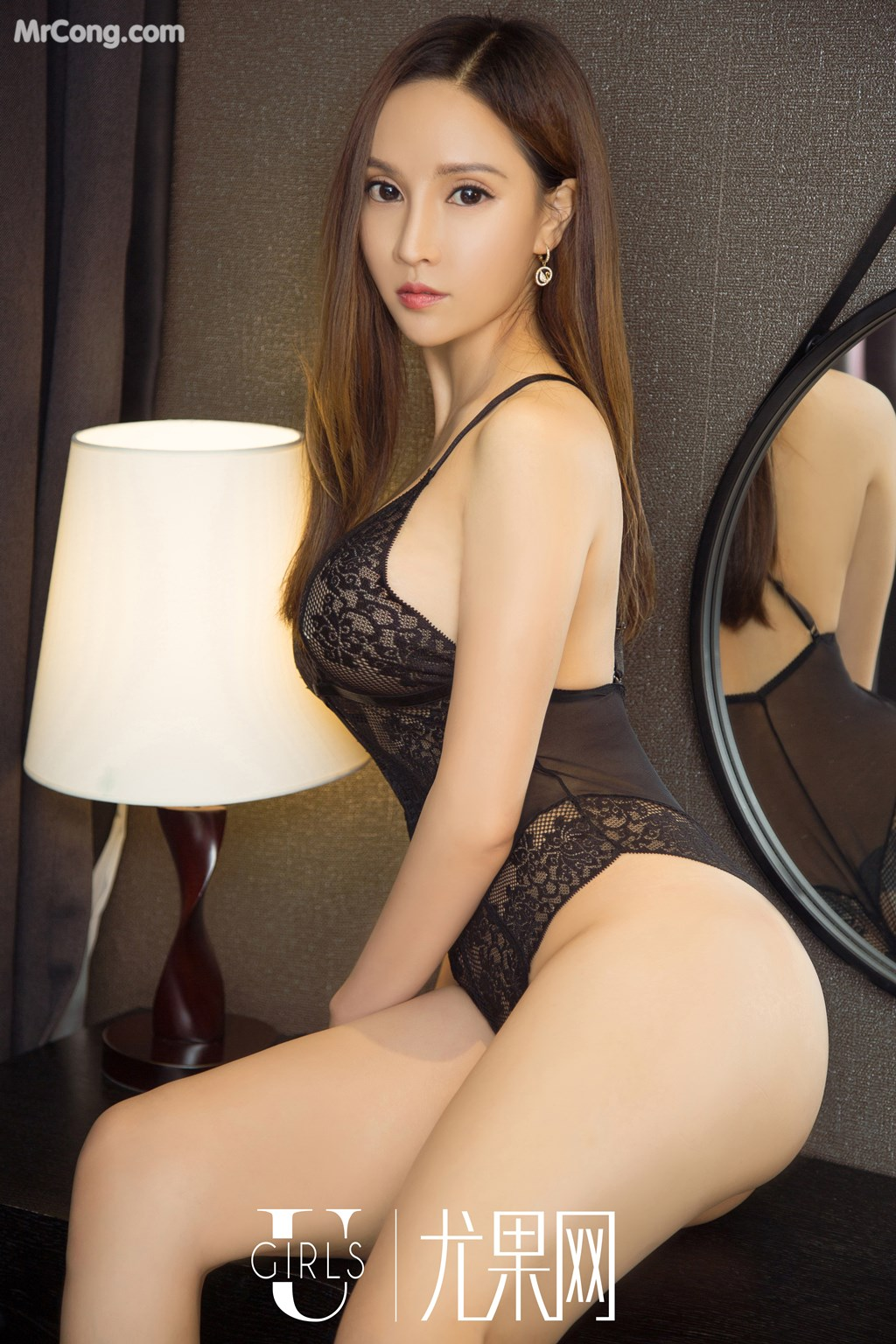 Image UGIRLS-U378-Ning-Xia-MrCong.com-006 in post UGIRLS U378: Người mẫu Ning Xia (宁夏) (66 ảnh)