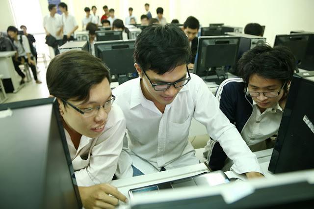 cntt2 Chính thức cho phép sinh viên ngành khác chuyển sang học Công Nghệ Thông Tin