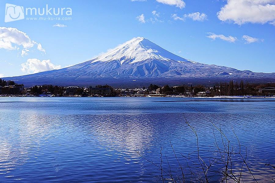 พาเดินเที่ยวรอบทะเลสาบ Kawaguchiko ชมภูเขาไฟฟูจิสะท้อนน้ำ