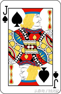Who are the twelve people on J, Q and K in playing cards?