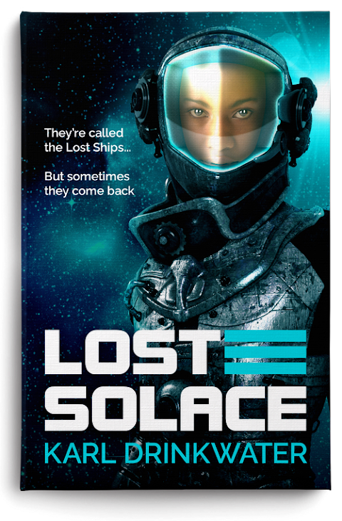 Lost Solace - E-book Special Offer