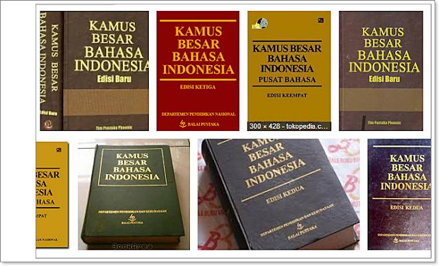 Adaptasi Istilah dan Kata Baru Ke Kamus Besar Bahasa Indonesia