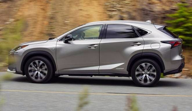 2016 Lexus NX  Review and Specifications