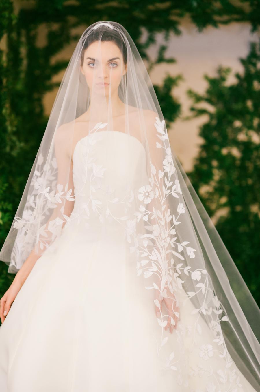 Beautiful Wedding Gowns by Carolina Herrera   ZsaZsa Bellagio – Like ...