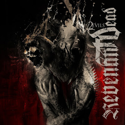 Revenant Dead - Two Evils (2010) Album Artwork