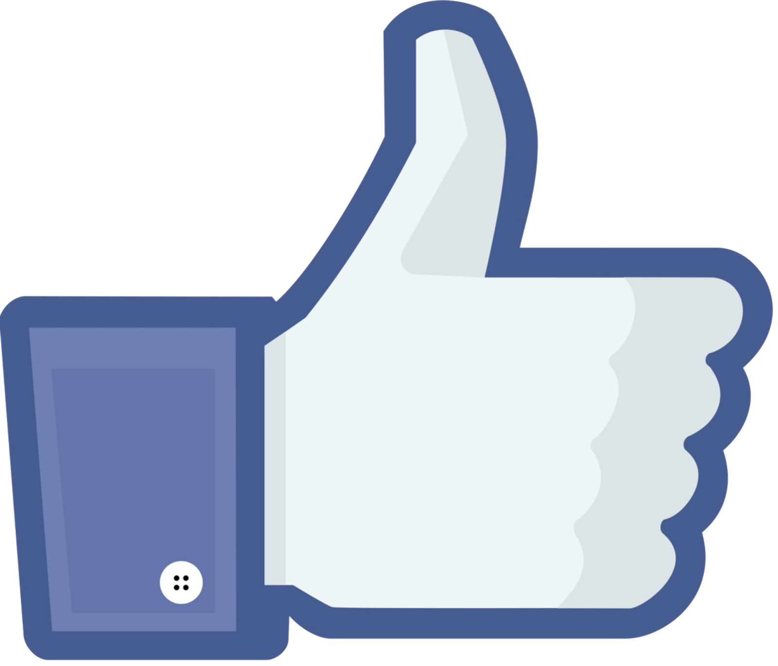 facebook logo like share png transparent background png