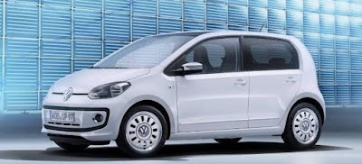 Volkswagen Up! side look Hd Pictures