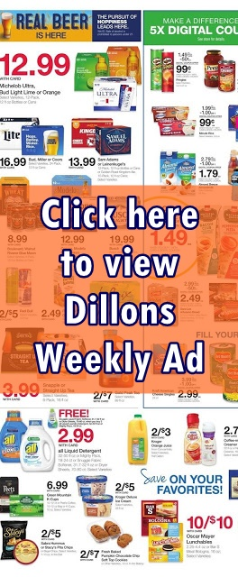 Dillons Weekly Ad