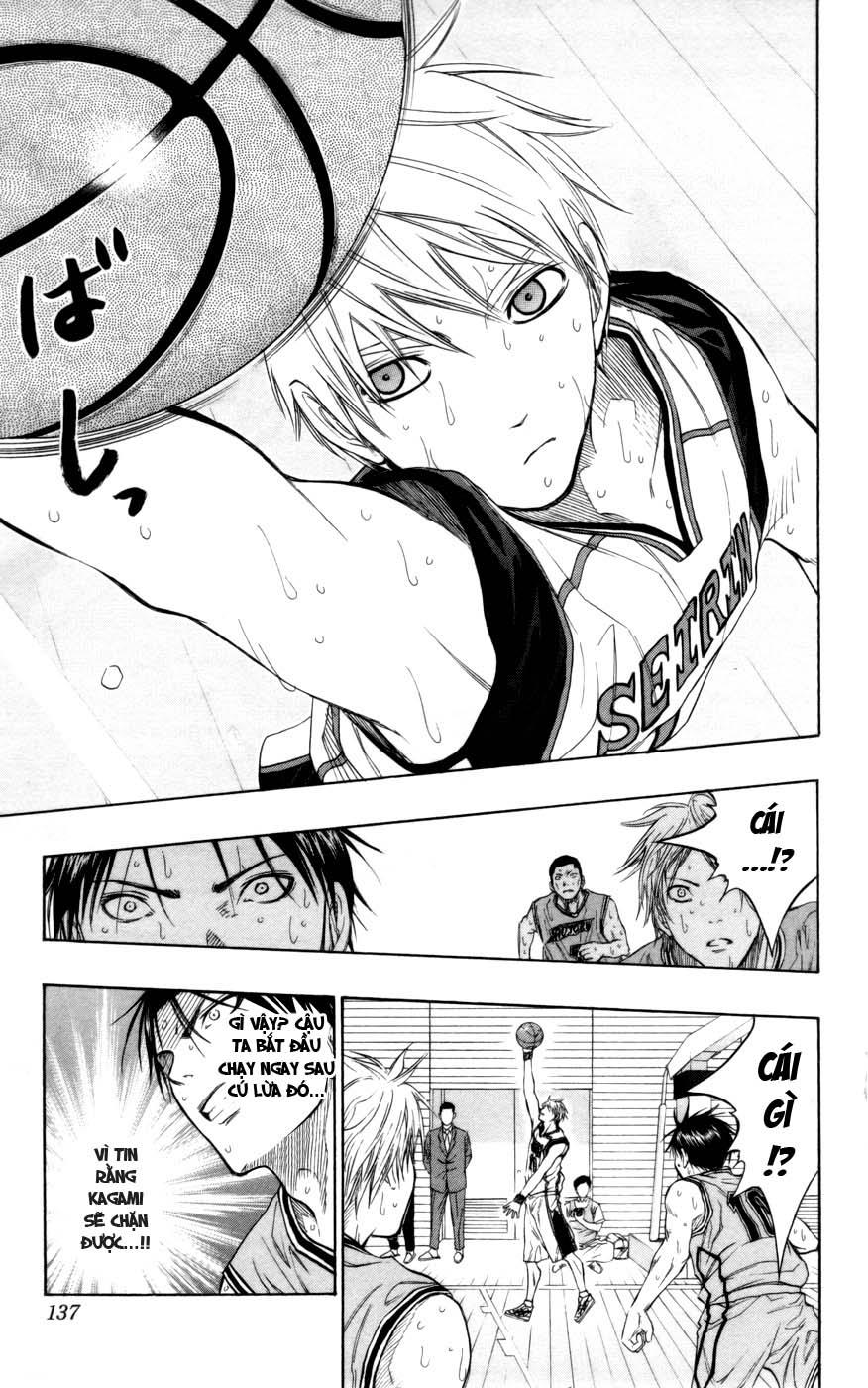 Kuroko No Basket chap 087 trang 11